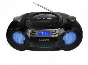 RADIO odtwarzacz CD/MP3/USB BB31LED boombox