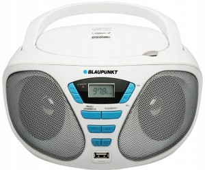 RADIO BOOMBOX BLAUPUNKT BB5WH USB CD MP3 AUX FM