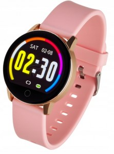 Smartwatch Garett Women Lily Bluetooth 4.0 Różowy